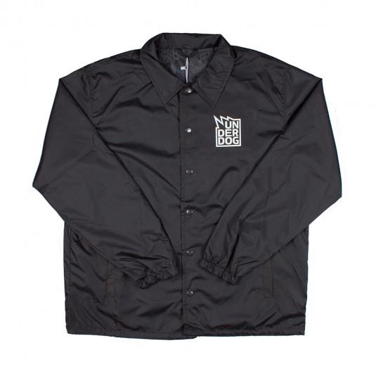 Куртка коуч UNDERDOG чёрная