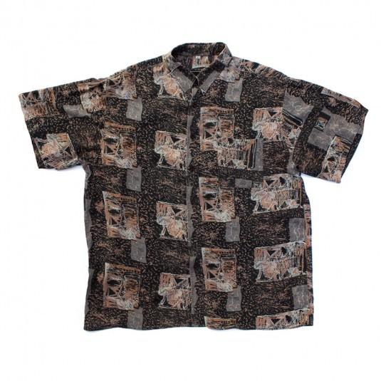 Рубашка с коротким рукавом FOX