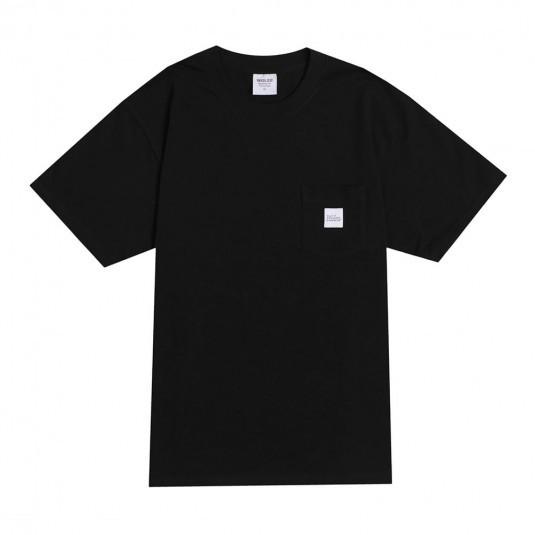 Футболка WOLEE Pocket чёрная