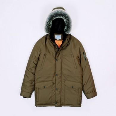 Куртка Anteater Alaska Winter bronze