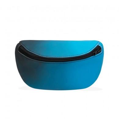 Сумка на пояс Nikita Gruzovik термохромная синяя/голубая