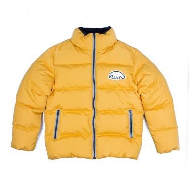 Куртка пуховик Anteater Downjacket жёлтая