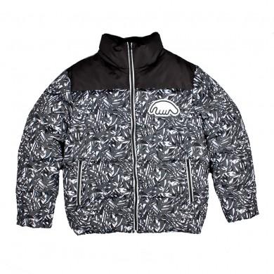 Куртка Anteater Downjacket dazzle серая