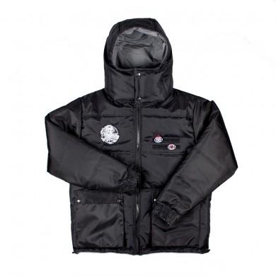 Куртка пуховик рефлективная двухсторонняя DISSIDENT Ying Yang