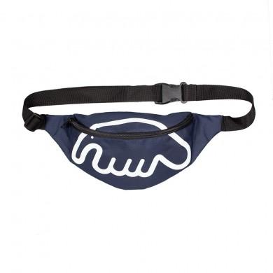 Поясная сумка Anteater ripstop синяя