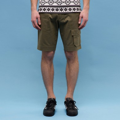 Шорты Syndicate Pocket Shorts Green
